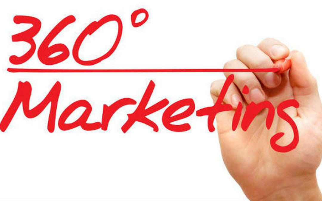 ESTAR EN TODAS: Marketing 360
